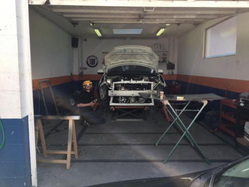 Mecanique V Garage carrosserie Bruxelles